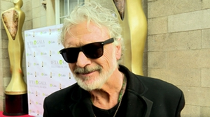 "Patrick Bergin - Says Aidan is ""great fun"" to play"