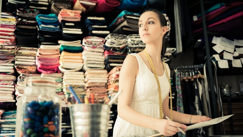 """In talking to any fashion professional, they will acknowledge that the industry is tough"". Photo: iStock"