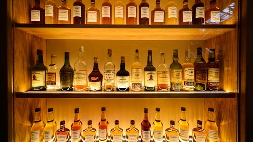 Irish whiskey is one of the targets on the US list of 89 additional proposed tariffs