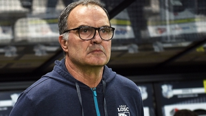 Marcelo Bielsa was last with Lille
