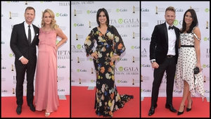 Here's what the celebs wore to the 2018 IFTA TV Awards