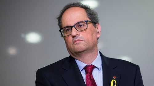 President Quim Torra's new cabinet regains control of the region after months of direct rule