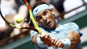 Rafa Nadal was too string for Richard Gasquet