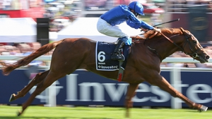 Masar took the Derby for Charlie Appleby