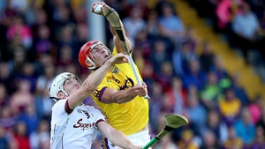 Lee Chin and Wexford will be hoping to cause an upset on Sunday