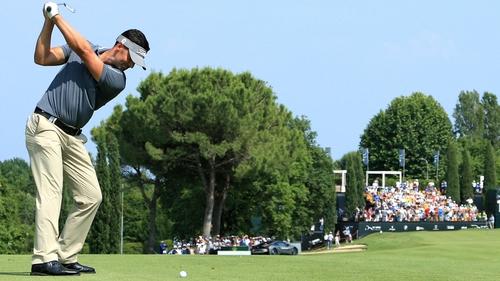 Olesen pips Molinari to Italian Open