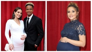 Helen Flanagan and Jacqueline Jossa are both about to become mums for the second time