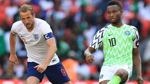 Jon Obi Mikel believes England are World Cup contenders