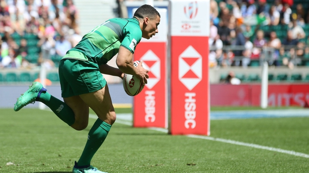 Rugby World Cup Sevens Perry Baker sparkles as big guns dominate day one