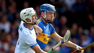 Waterford's Conor Gleeson and John McGrath of Tipperary