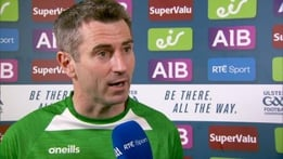 """Rory Gallagher: Winning goal """"too good to be true"""" 