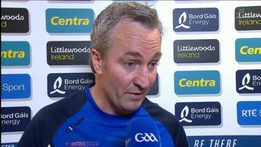 """Michael Ryan: """"This was a really classic game"""" 