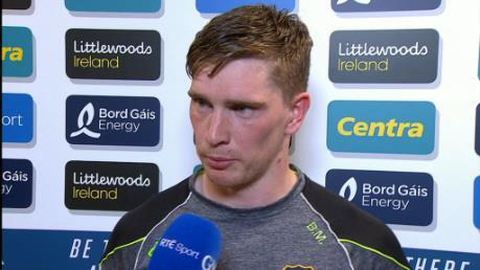 """Brendan Maher: """"It was heart in your mouth stuff"""" 
