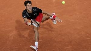 Novak Djokovic was excellent in victory over Fernando Verdasco