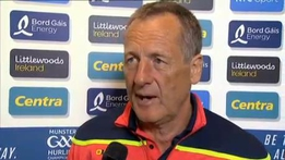 """John Meyler: """"Delighted with the character shown"""" 