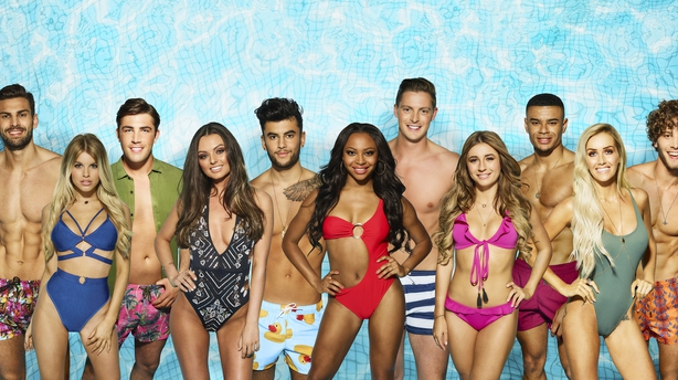 Who are the Love Island 2018 couples?