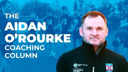 "O'Rourke: ""The most effective teams know their roles to a man and the leaders on the pitch see the adjustments necessary for success well before coaches on the side-line do"""