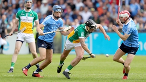 Offaly were relegated from the Leinster championship after a 17-point loss to Dublin in Parnell Park