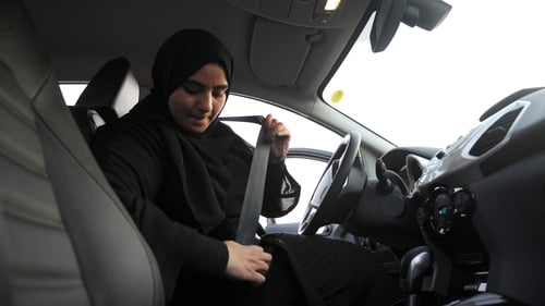 Saudi female driving instructors getting the best trainers