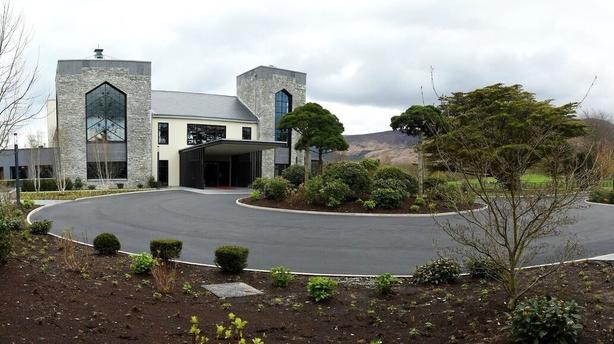 The newly refurbished Dunloe Hotel