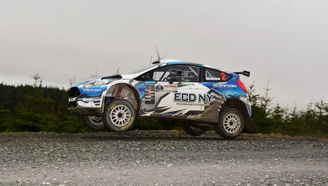 Cork Forest Rally: Day One