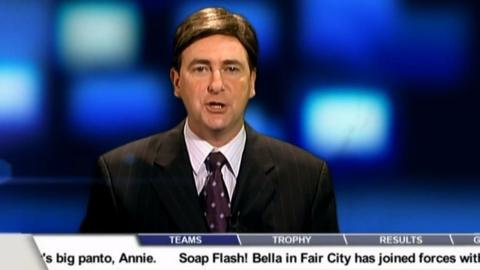 Gillette Soap Special (2008)   Après Match