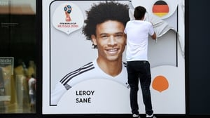 There's no place in the German World Cup squad for Leroy Sane