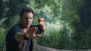 Chris Pratt in Jurassic World: Fallen Kingdom