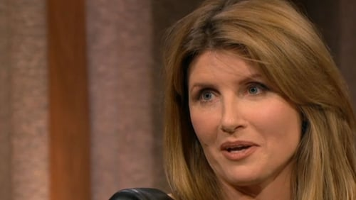 "Sharon Horgan - ""Very happy"" to ""destroy whatever privacy"" Woman on the Verge of a Nervous Breakdown author Lorna Martin has left"
