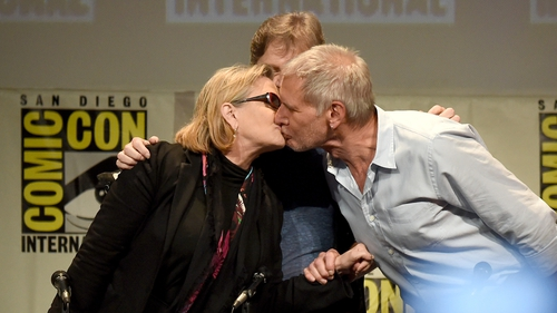 Carrie Fisher regretted her affair with her Star Wars co-star according to her brother