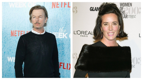 David Spade pays tribute to late sister-in-law