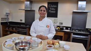 Lina Gautam on Healthy Appetite