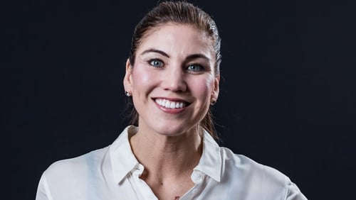 United States goalkeeper Hope Solo is part of the RTÉ World Cup team