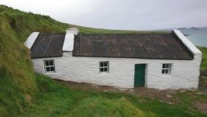 House of Great Blasket Island writer Tomás Ó Criomhthain restored