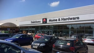 The syndicate from Stakelums Home and Hardware has made contact with the National Lottery