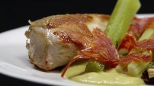 Stephen Gibson's Buttermilk Chicken Thigh