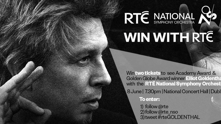 """""""An Evening With Elliot Goldenthal"""" at the National Concert Hall"""