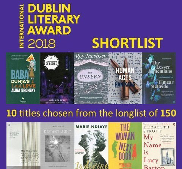 "International Dublin Literary Award shortlist - ""The Woman Next Door"" by Yewande Omotoso and ""Distant Light"" by Antonio Moresco"