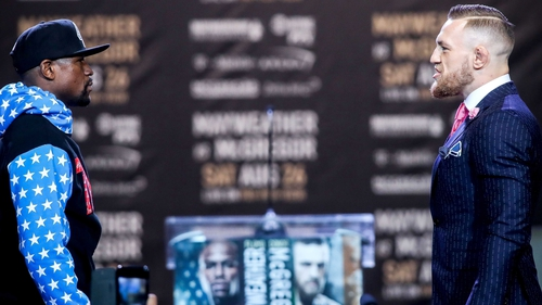 Floyd Mayweather is back on top of the Forbes list of best paid athletes