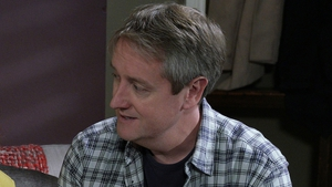 Wayne argues with Pete over the future of the business on Fair City