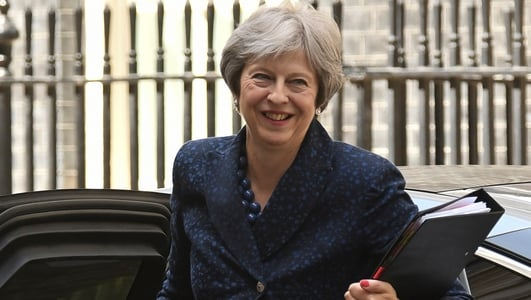 May faces crucial meeting over 'backstop' plans