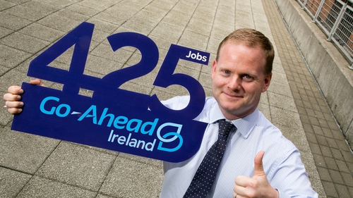 Ed Wills, Managing Director of Go-Ahead Ireland, said the company has ambitious expansion plans