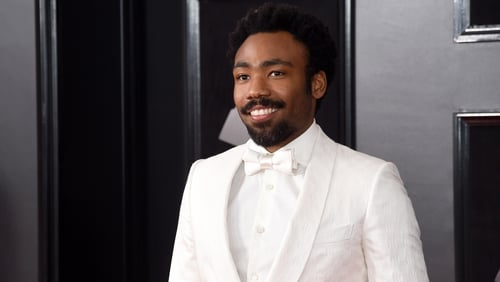 Donald Glover can currently be seen in Solo: A Star Wars Story