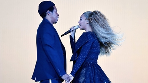 Jay Z and Beyonce opened their On The Run II tour in Cardiff's Principality Stadium