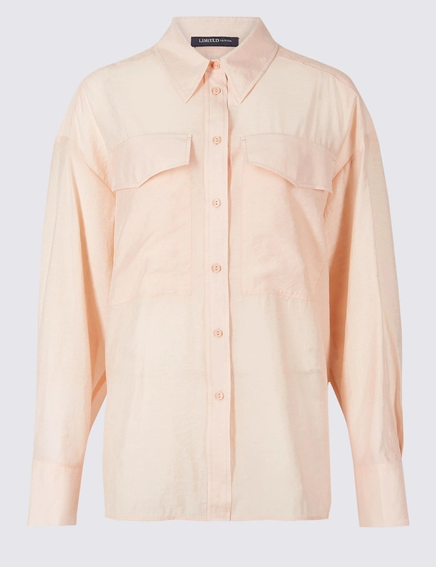 Marks and Spencer shirt