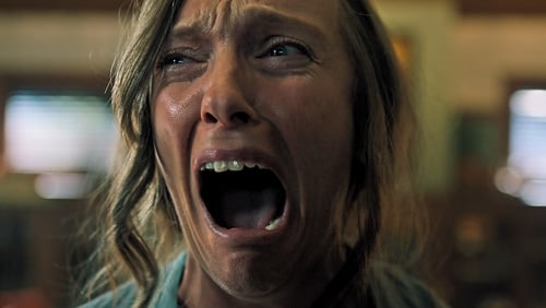 Toni Collette is a scream in Hereditary
