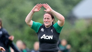 Ailis Egan is unhappy with the IRFU's decision to turn down a summer Tour of