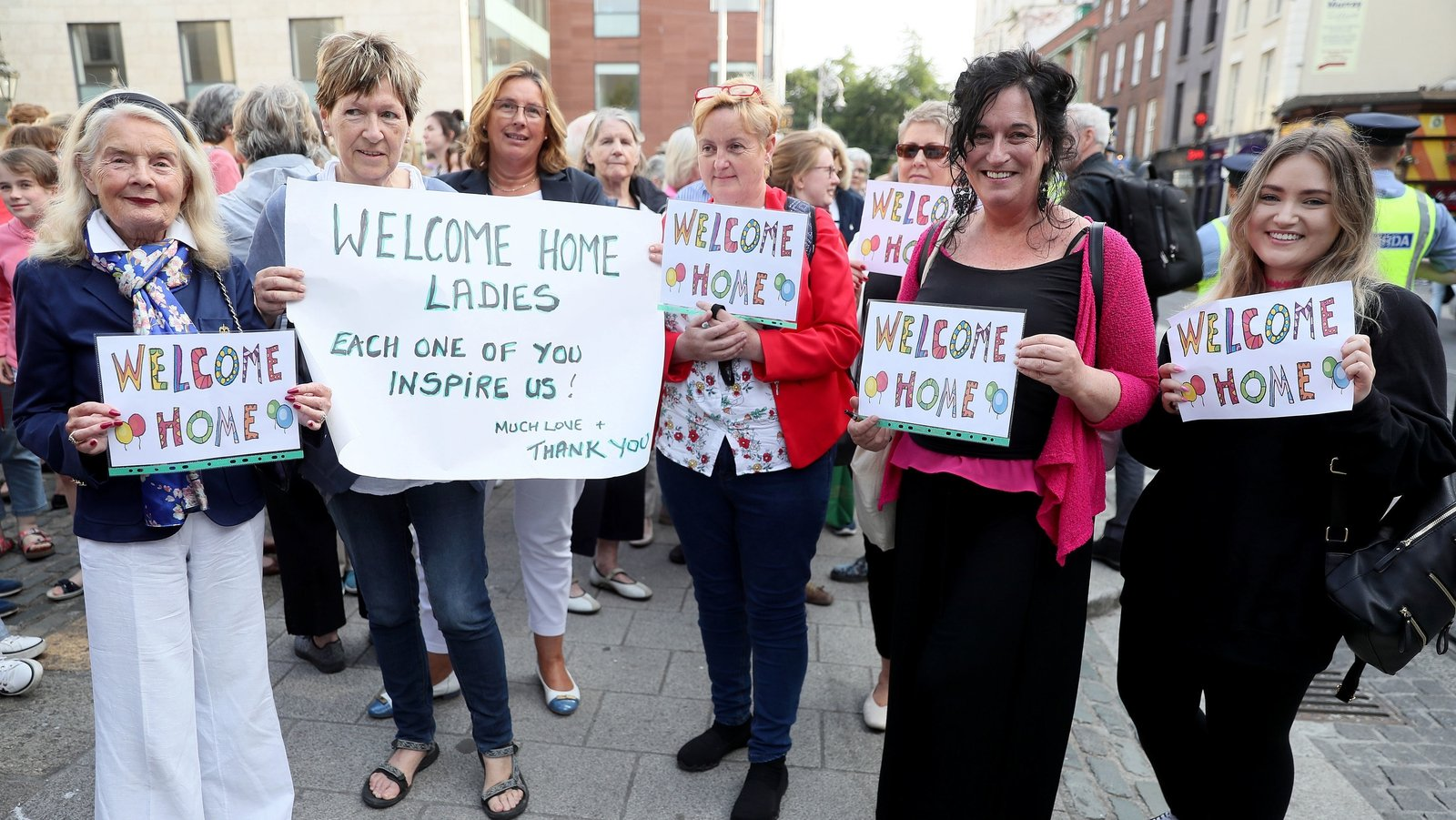 Image - Welcome at Mansion House