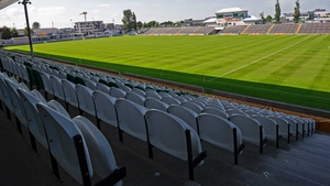 O'Connor Park in Tullamore hosts Offaly v Antrim this Saturday