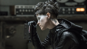 The Girl in the Spider's Web is in cinemas from Friday November 9
